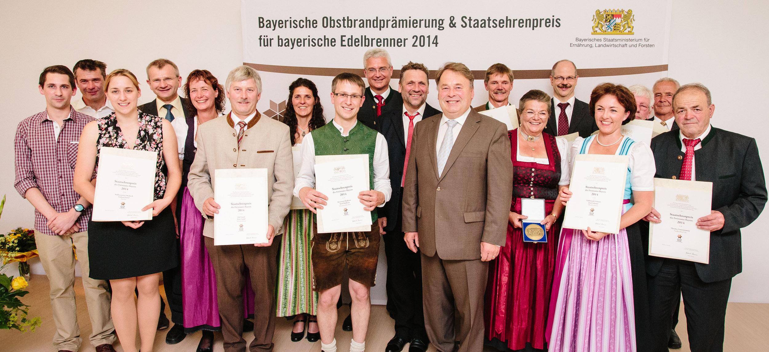 Bayerns Beste Brenner 2014